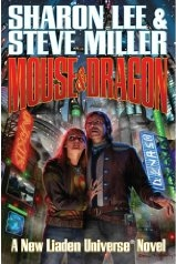 Cover of Mouse and Dragon by Sharon Lee and Steve Miller