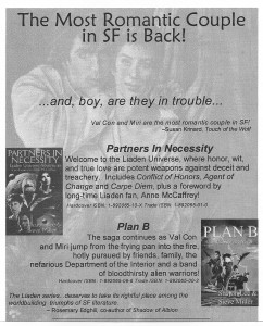 1999 Romantic Times advertisement