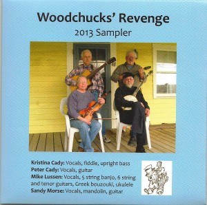 New Sampler from  Woodchucks' Revenge