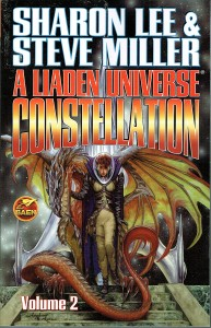 A Liaden Universe® Constellation, Volume Two. On sale January 4, 2014 Art by Stephen Hickman