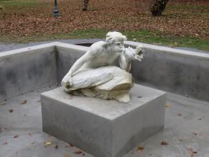 Triton Congress Park Fountain Nov 6 2015