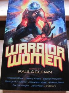 Warrior Women in the Mail Dec 1 2015